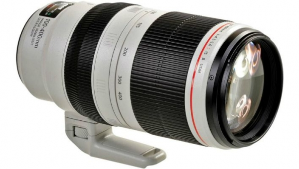 Обзор Canon 100-400mm F4.5-5.6L IS USM Mark II