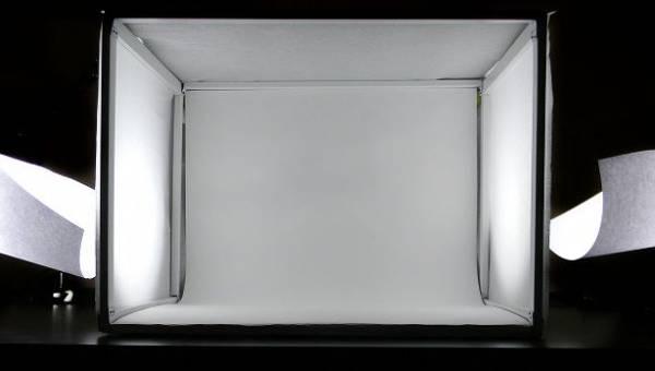 Стол для предметной съёмки своими руками 2