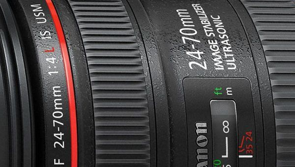 Новые объективы от Canon - Canon EF 35mm f/2 IS USM и EF 24-70mm f/4L IS