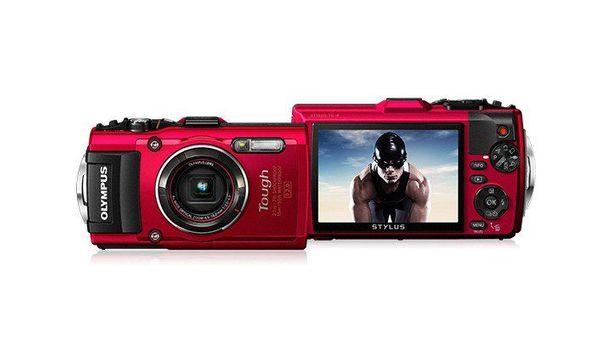 Olympus digital camera 3