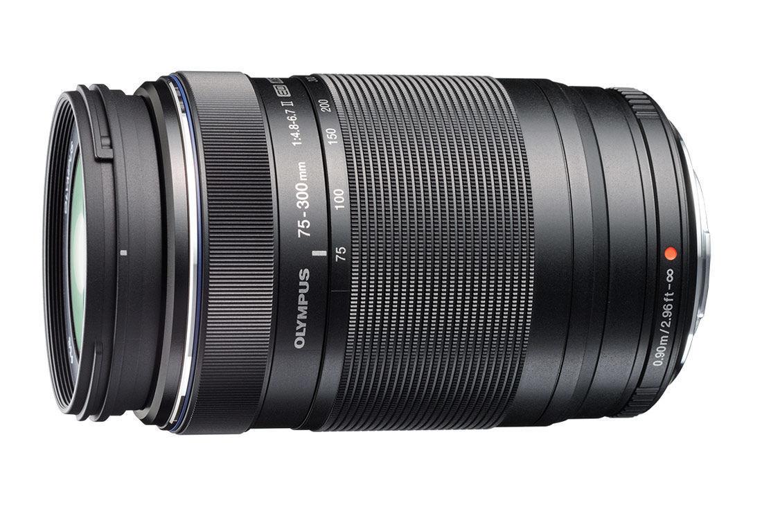 Olympus анонсировала объектив Olympus M.ZUIKO DIGITAL ED 75 - 300 mm f4.8 - 6.7II