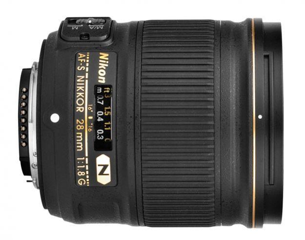 Nikkor AF-S 28mm f/1.8G