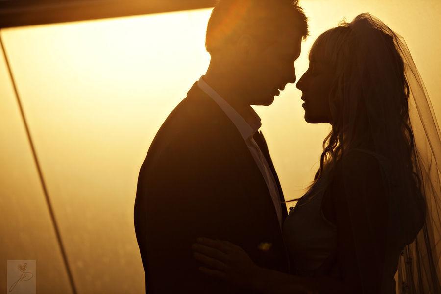 Поцелуй. Фотограф Джерри Гионис