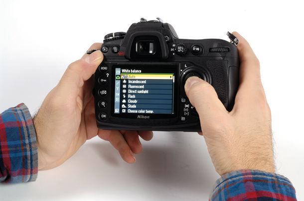 при каких настройках камеры фотографировать днем отношения такой
