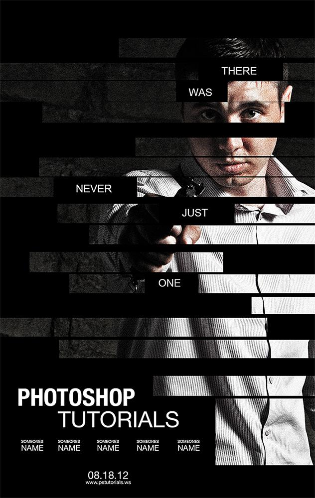 как создать картинку в фотошопе