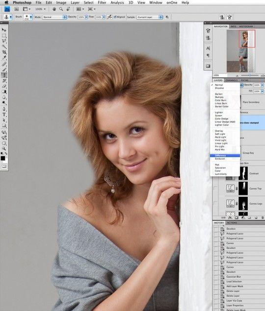 Как сделать фон в фотошопе для фото
