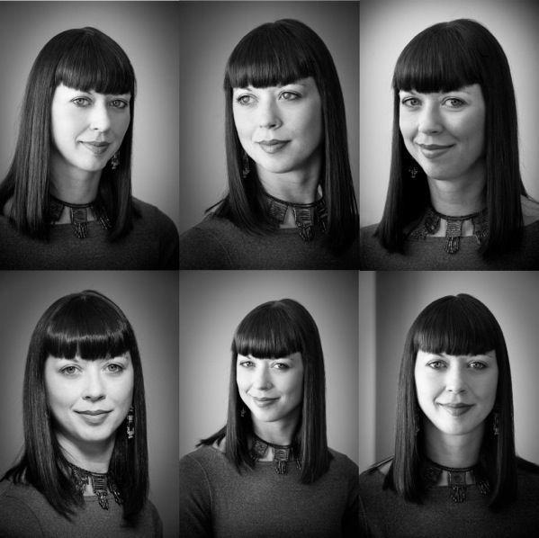 портрет - световые схемы