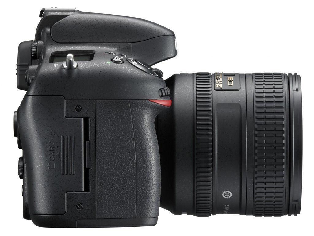 Обзор полнокадровой зеркалки Nikon D600
