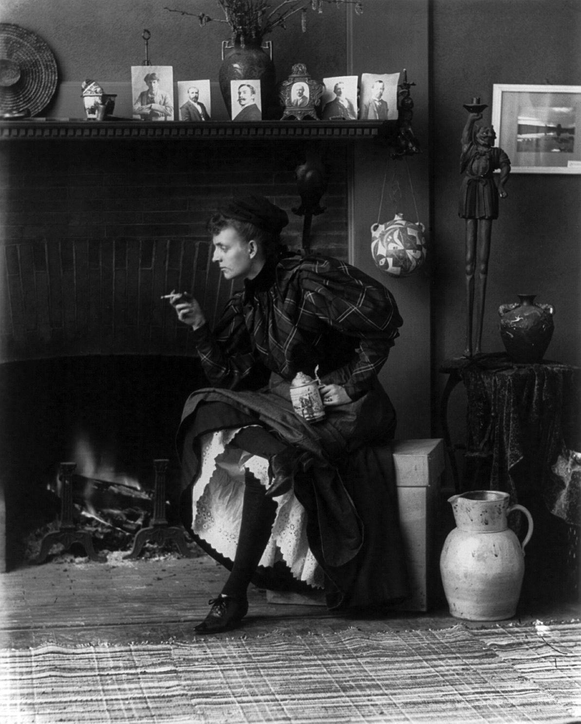 Знаменитые женщины-фотографы