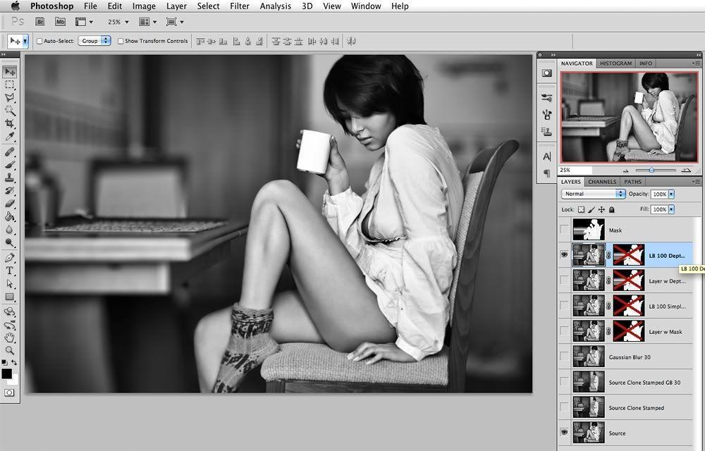 Как правильно сделать фон в фотошопе - Pressmsk.ru
