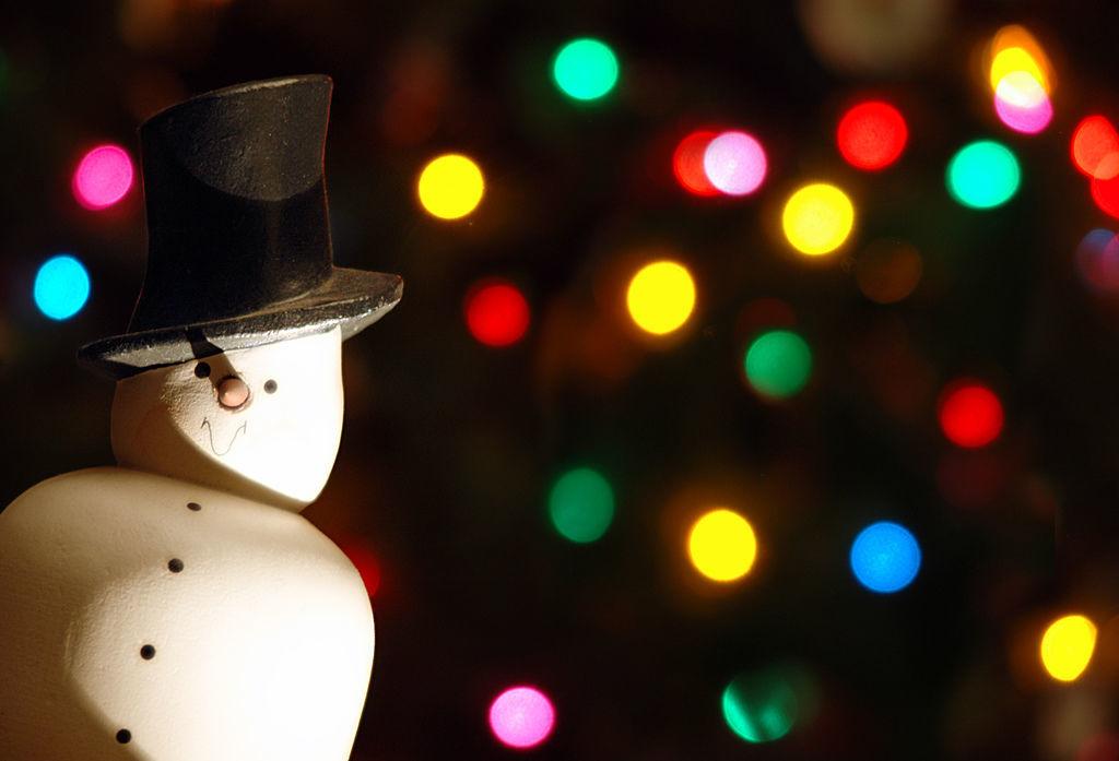 15 рекомендаций по проведению Рождественской фотосъемки