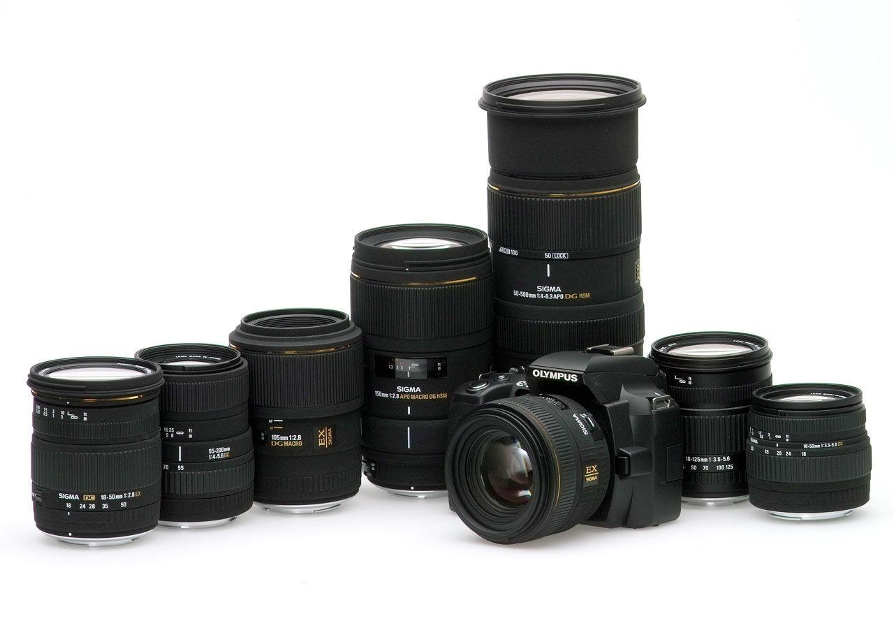 Объективы, которыми должен обладать каждый фотограф